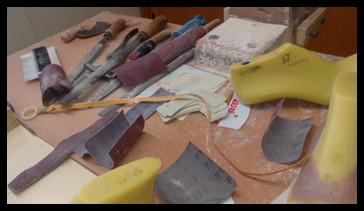 Shoe making 2