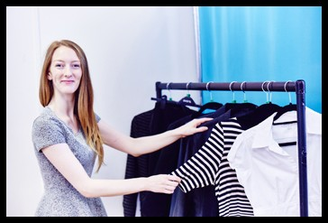 Robina clothes rail
