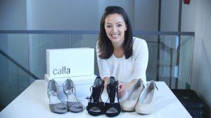 Meet the designer – Calla Shoes