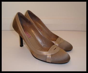 luxury shoe repair renovation dyeing customisation