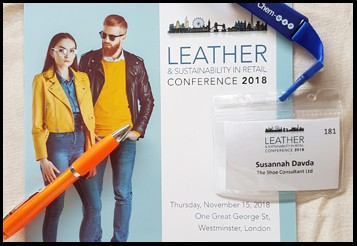 Leather and sustainability