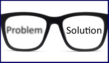 Glasses problem solution imposter syndrome