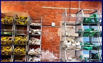 Lasts Goral UK shoe factory