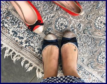 love your feet taylor blake