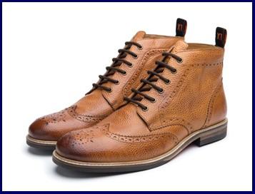 Lanx tan boot