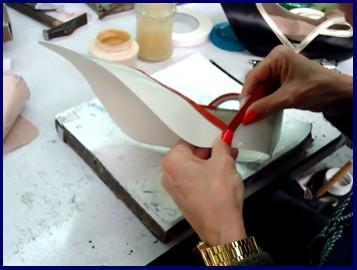 Making Mori Sante + Wade