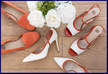 Sante + Wade shoes