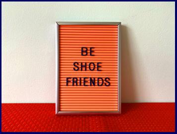 Be shoe friends the shoe community shoe founders club